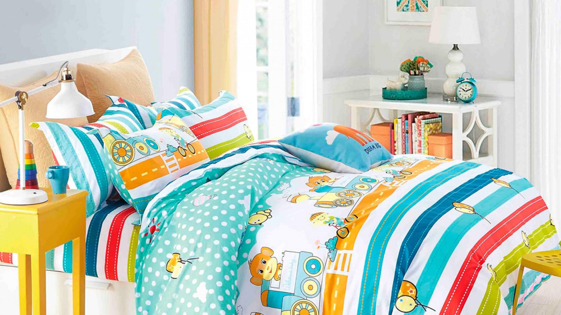 Детское постельное белье Asabella 1029-4S