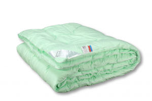 Одеяло теплое 172х205 Альвитек Бамбук-Люкс