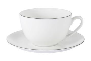 Чашка с блюдцем Арктика в подарочной упаковке