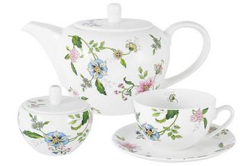 Чайный набор 14 предметов Provence в подарочной упаковке