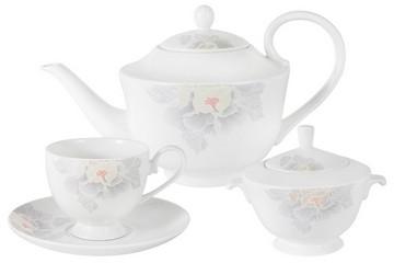Чайный набор 14 предметов Флоранс