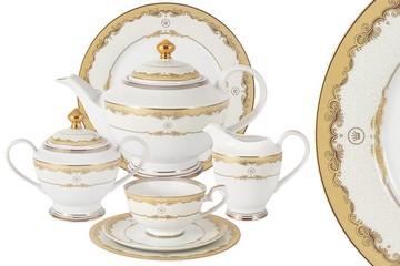 Чайный сервиз Корона 42 предмета на 12 персон
