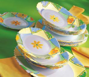 Столовый Сервиз Luminarc Valensole Arcopal 19 предметов на 6 персон