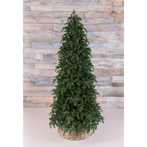 Ель Нормандия стройная 230 см темно-зеленая Triumph Tree