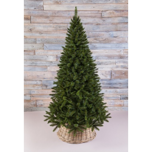 Ель Лесная красавица стройная зеленая Triumph Tree 215 см