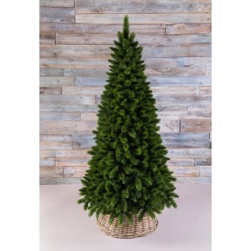 Ель 230 см Триумф норд стройная зеленая Triumph Tree