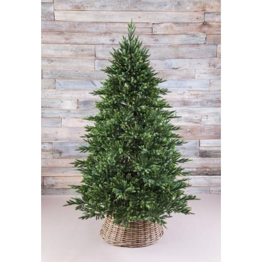 Ель 230 см Королевская премиум РЕ зеленая Triumph Tree
