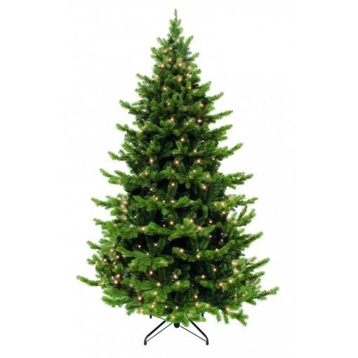 Ель Шервуд премиум 260 см с лампами Triumph Tree