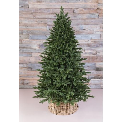 Ель Шервуд премиум РЕ зеленая 155 см Triumph Tree
