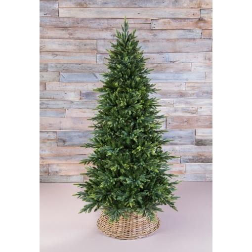 Ель 185 см Королевская стройная зеленая Triumph Tree