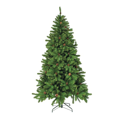 Ель Императрица с шишками 215 см зеленая Triumph Tree