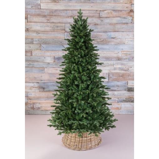 Ель Шервуд премиум стройная зеленая 230 см Triumph Tree